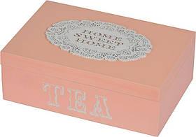 Скринька для чаю Home SKL11-208919