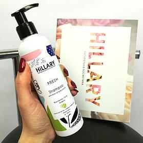 Натуральний шампунь для всіх типів волосся Hillary Fresh Shampoo 250ml SKL11-130834