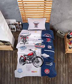 Подростковое постельное белье Aran Clasy Road King 160x220 SKL53-240100