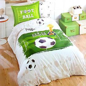 Підліткове постільна білизна Aran Clasy Soccer 160x220 SKL53-276706