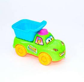 Машина Самоскид на мотузочці помаранчева SKL11-184201