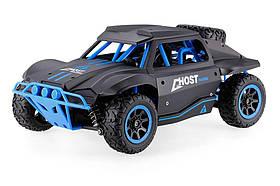 Машинка HB Toys Ралі 4WD на радіокеруванні, масштаб 1к18 на акумуляторі синя SKL17-223409