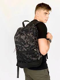 Рюкзак Brand Городской для ноутбука серый камуфляж SKL59-259689