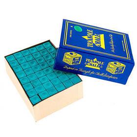 Крейда Triangle зелений 144 шт в упаковці SKL11-282452