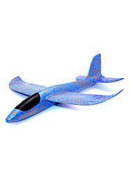 Метальний літак планер KS Touch Sky Plane Original G1 48 см SKL25-145879