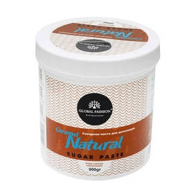 Сахарная паста для шугаринга 900мл Caramel SKL11-252898