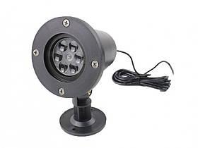 Уличный лазерный проектор Outdoor Lawn Snowflake Light SKL11-133181