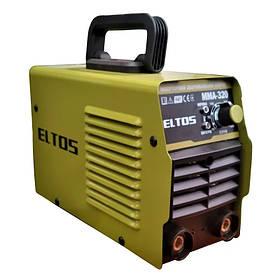 Зварювальний інверторний апарат Eltos SKL11-283648