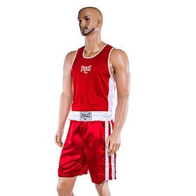 Форма для бокса красная Everlast размер S SKL11-281888