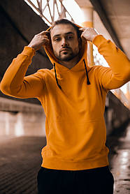 Худі Чоловіче Bars помаранчеве плюс Подарунок SKL59-261307