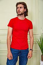 Футболка мужская 119R300 цвет Красный