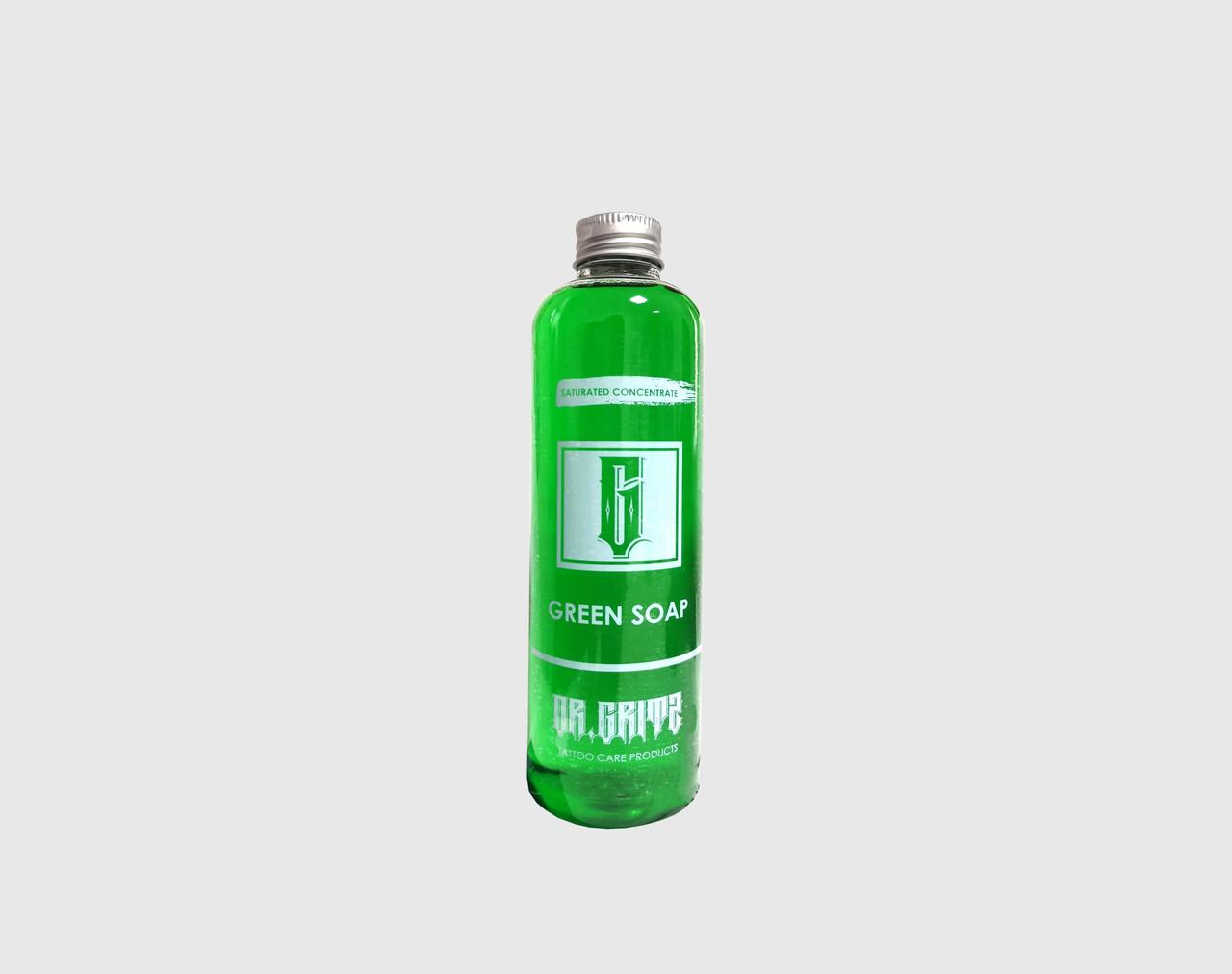 Антисептик-концентрат Зелене мило Dr.Gritz 100 мл