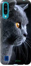 "Чехол на ZTE Blade A7 2020 Красивый кот ""3038u-2108-2448"""