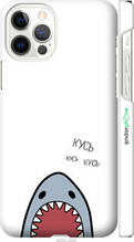 """Чехол на Apple iPhone 12 Акула """"4870c-2053-2448"""""""