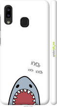 """Чехол на Samsung Galaxy A20e A202F Акула """"4870c-1709-2448"""""""
