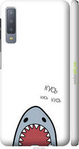 "Чохол на Samsung Galaxy A7 (2018) A750F Акула ""4870c-1582-2448"""