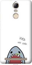"""Чехол на Lenovo Vibe K5 Note Pro Акула """"4870u-394-2448"""""""