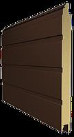 Ворота: расширение ассортимента цветовой гаммы Алютех