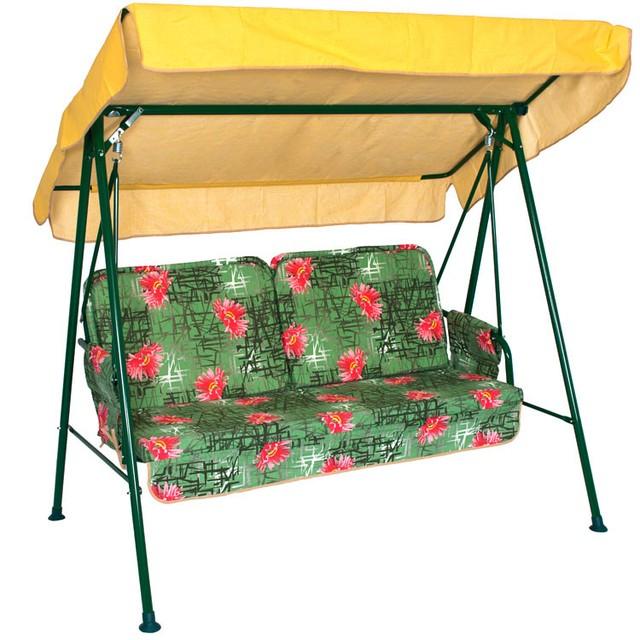 Садовые качели «Hippy» (Италия) - «МаксиДОМ» — товары для дома и отдыха в Харькове