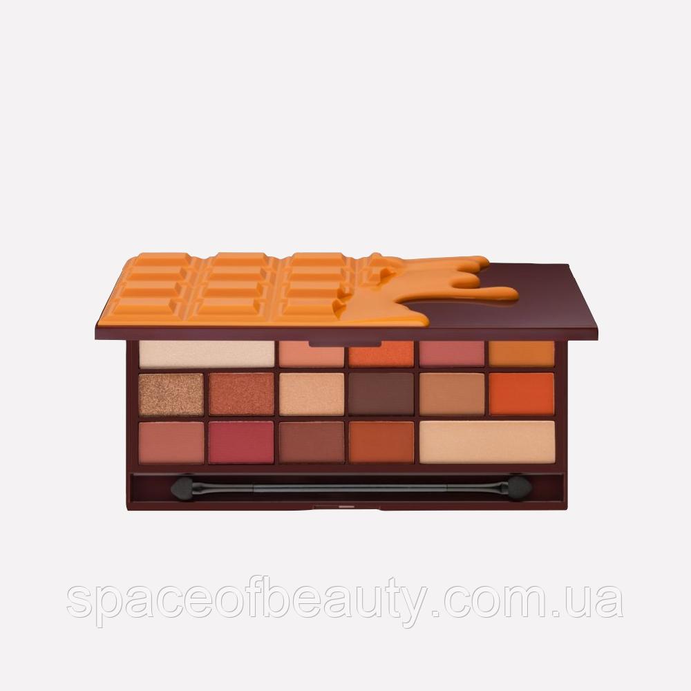 Тіні для очей Chocolate Orange MakeUp Revolution