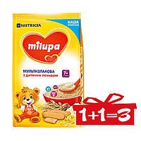 Каша молочна Мультизлакова з дитячим печивом Milupa з 7-ми місяців Milupa(Милупа), 210 гр.