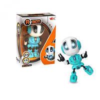 Металлический индуктивный робот (бирюзовый) MY66-Q1202