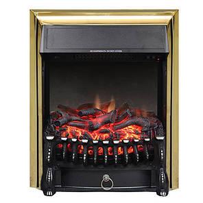 Электрокамин Royal Flame Fobos FX M Brass, фото 2
