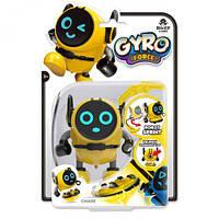 Фрикционный гироробот, желтый BB03-01B