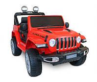 Електромобіль Just Drive GRAND-RS2 - червоний