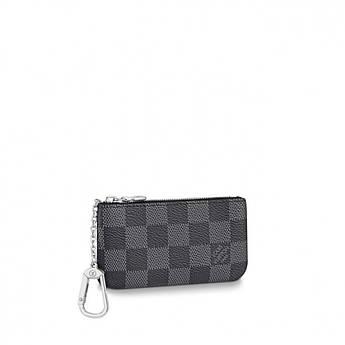 Кошелёк Louis Vuitton Cles Damier Graphite