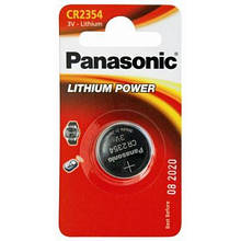 Батарейка PANASONIC CR 2354 * 1 LITHIUM (CR-2354EL/1B)