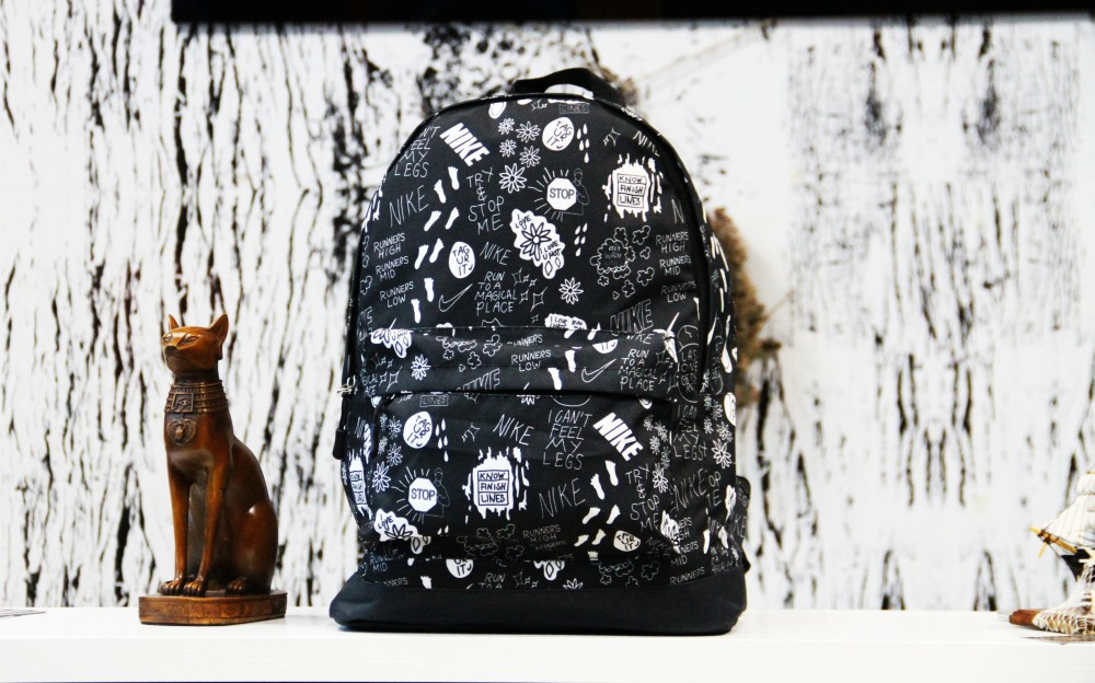 Рюкзак Nike blot black