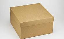 Подарочная коробка craft 28х28х15 см