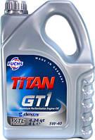 Моторне масло Fuchs Oil Titan GT1 5W-40 4л (600756277)