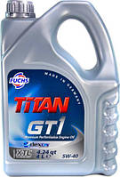 Моторное масло Fuchs Oil Titan GT1 5W-40 4л (600756277)