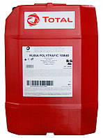 Моторне масло Total Rubia Polytrafic 10W-40 20л (149091)