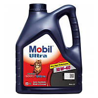 Моторное масло Mobil Ultra 10W-40  4л (152624)