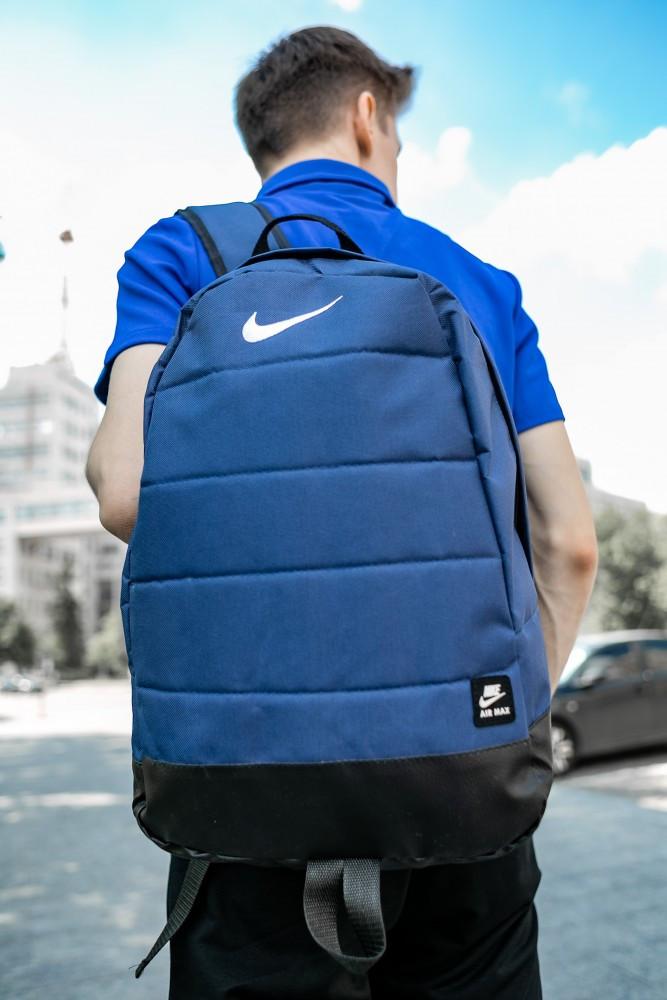 Рюкзак Nike AIR (Найк) синій