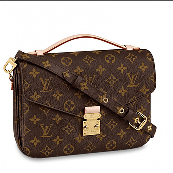 Женская сумка Louis Vuitton Pochette Metis Monogram