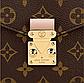 Женская сумка Louis Vuitton Pochette Metis Monogram, фото 6