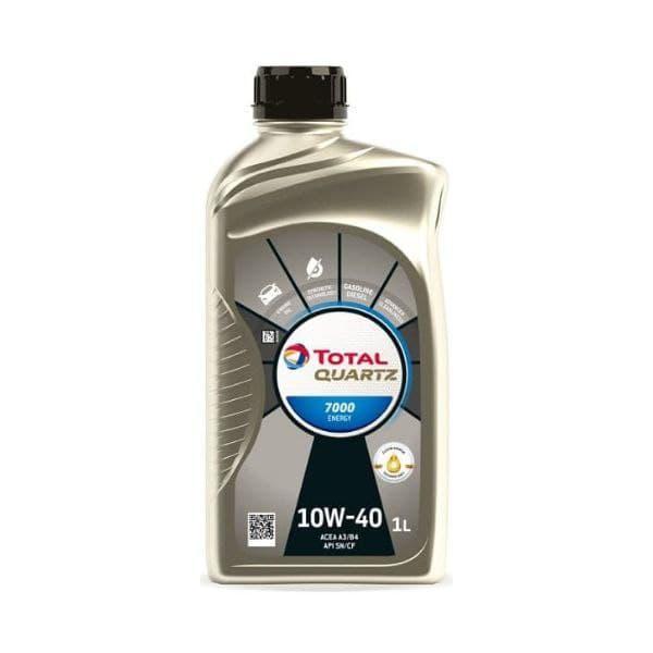 Моторное масло Total Quartz 7000 Energy 10W-40  1л  (214112)