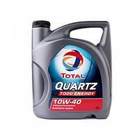 Моторное масло Total Quartz 7000 Energy 10W-40  4л  (167638)