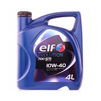 Моторне масло Elf Evolution 700 STI 10W-40 4л (214120)