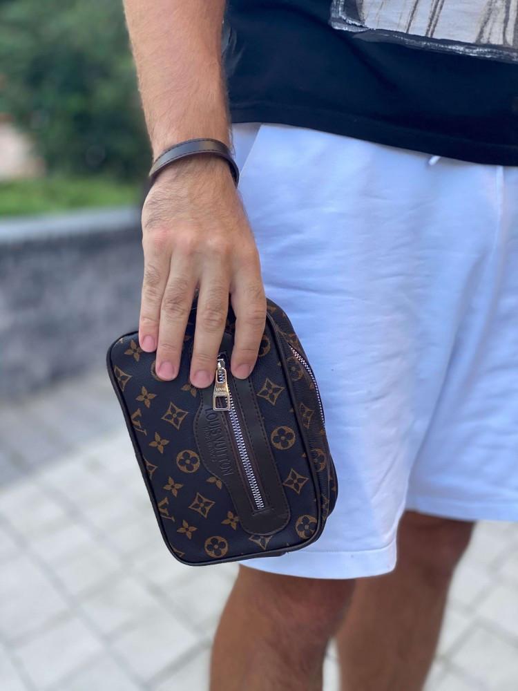 Клатч Louis Vuitton Kasai Monogram
