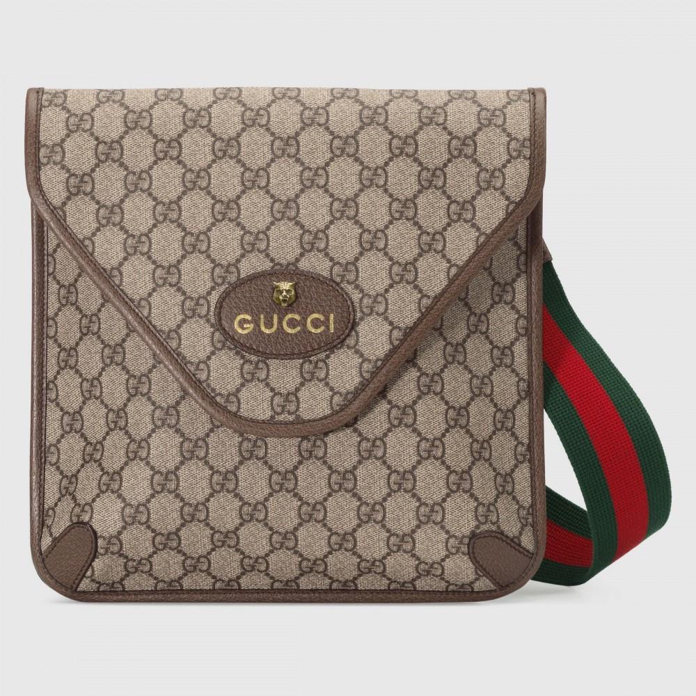 Сумка-мессенджер Gucci Neo с винтажным логотипом GG