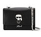 Женская сумка Karl Lagerfeld Black, фото 2