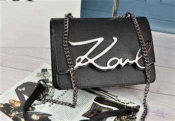 Женская сумка Karl Lagerfeld черная