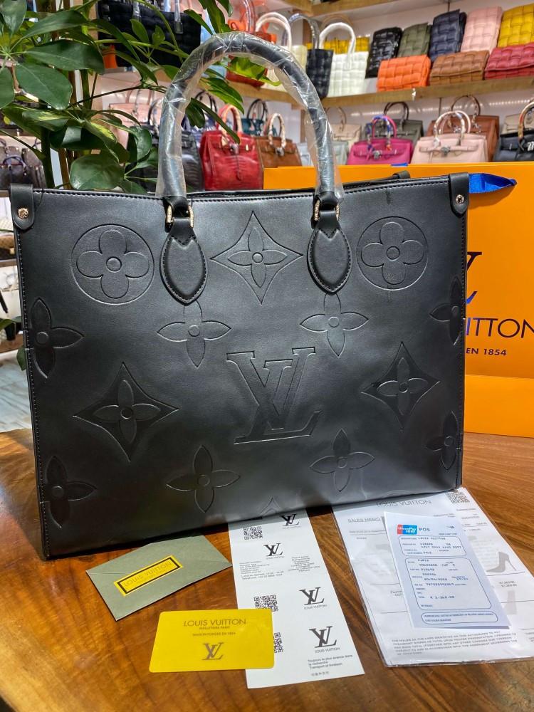 Сумка Louis Vuitton Onthego GM Monogram Empreinte