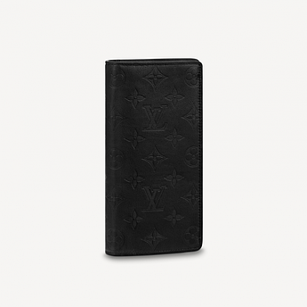 Бумажник Louis Vuitton Brazza Monogram Shadow ААА