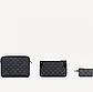 Сумка Louis Vuitton Trio Messenger Monogram Eclipse, фото 6